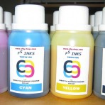 Jual 100ml Black DTG Ink